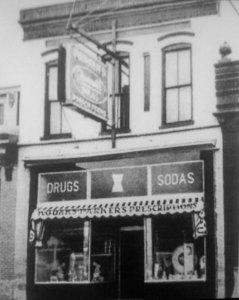 parker drug co 1940s
