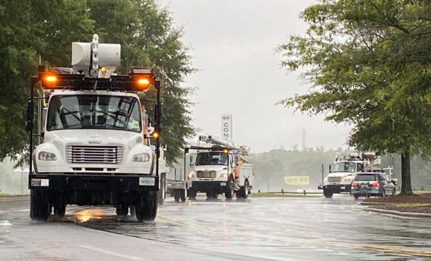 community electric hurricane sally relief