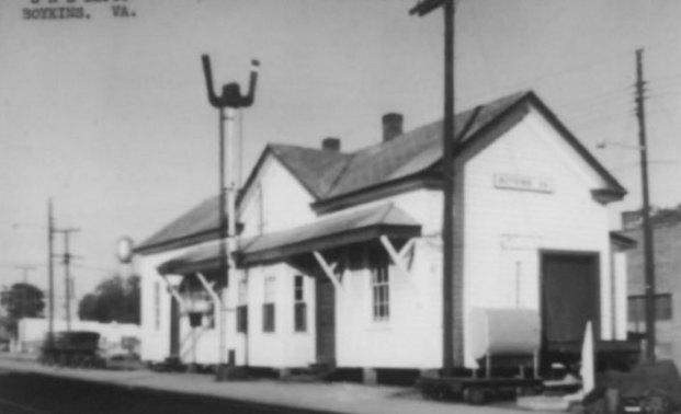 boykins train depot